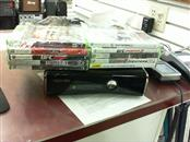 Microsoft Xbox 360 250GB with 10 Games and 1 Wireless Controller